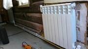 Монтаж систем отопления в Калуге