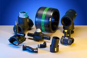 Трубы полиэтиленовые для водо-,  газоснабжения,  канализации и мн.другое - foto 0